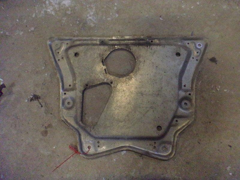 Защита двигателя Bmw X5 E70 2007 (б/у)