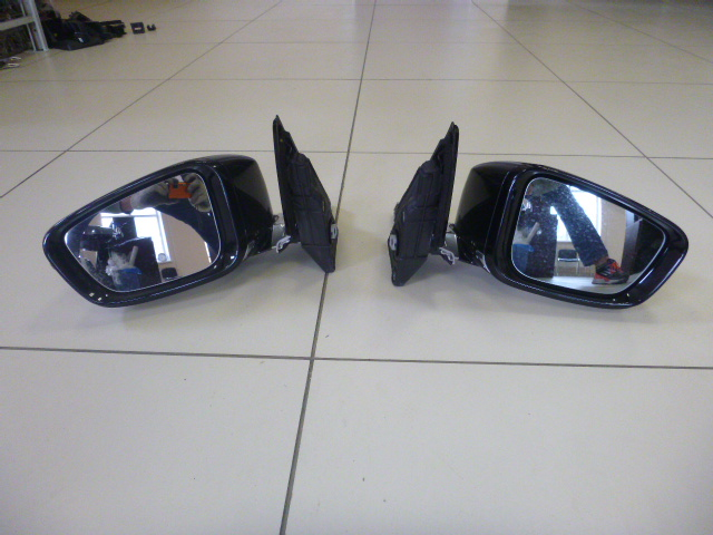 Зеркало Bmw 7-Series G11 2015 левое (б/у)