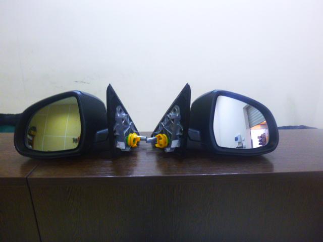 Зеркало Bmw X4 F26 2013 левое (б/у)