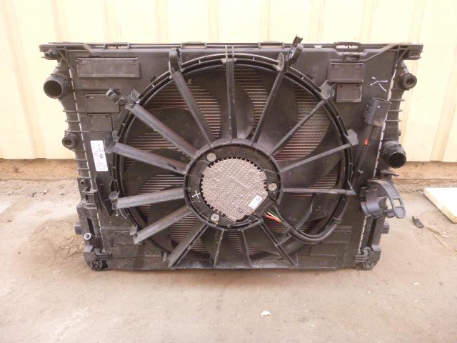 Кассета радиаторов Bmw 5-Series G30 2016 (б/у)