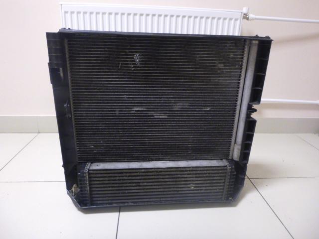 Кассета радиаторов Bmw X5 E70 2007 (б/у)