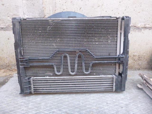Кассета радиаторов Bmw X1 E84 2009 (б/у)