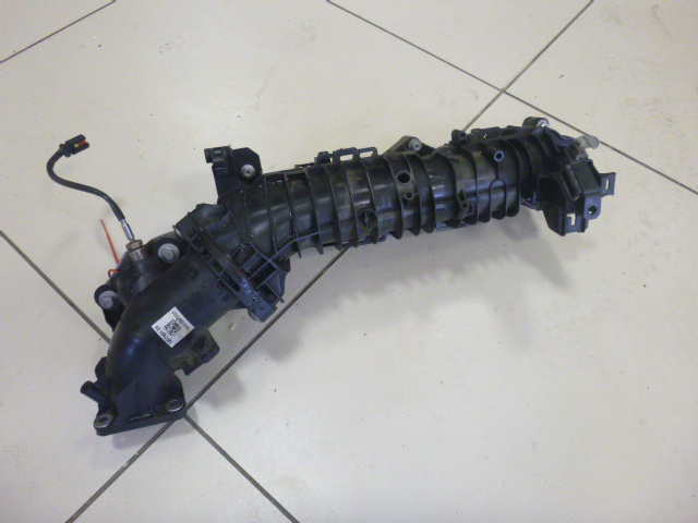 Коллектор впускной Bmw 5-Series F10 2009 (б/у)