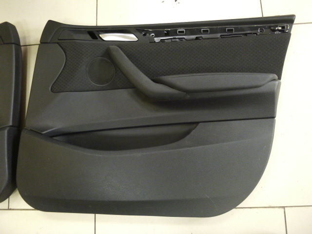 Обшивка двери Bmw X3 F25 2010 передняя правая (б/у)