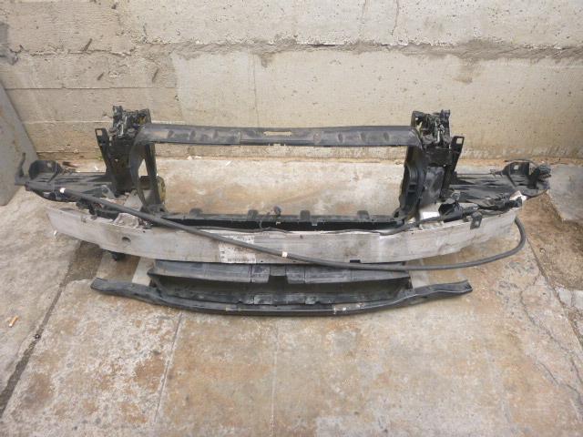 Панель передняя Bmw 5-Series F10 2009 передний (б/у)