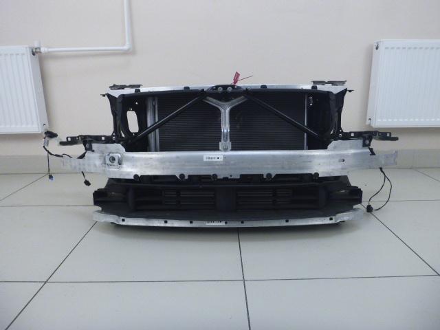 Панель передняя Bmw 7-Series G11 2015 передний (б/у)
