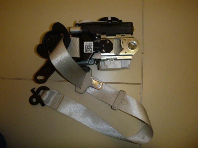 Ремень безопасности Bmw 7-Series G11 2015 передний левый (б/у)