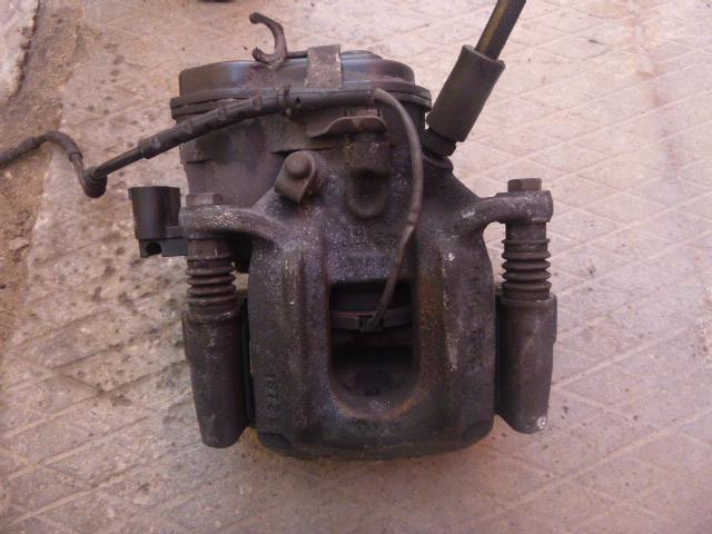 Суппорт тормозной Bmw X3 F25 2010 задний правый (б/у)