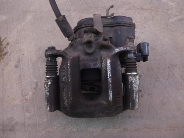 Суппорт тормозной Bmw X3 F25 2010 задний левый (б/у)