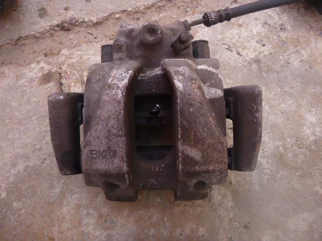 Суппорт тормозной Bmw X3 F25 2010 передний правый (б/у)