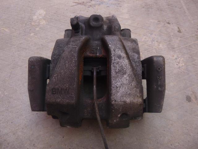 Суппорт тормозной Bmw X3 F25 2010 передний левый (б/у)