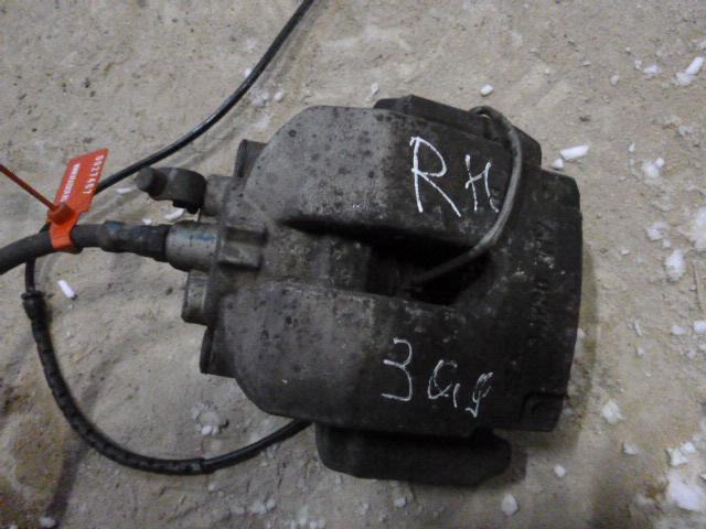 Суппорт тормозной Bmw X5 E70 2007 задний правый (б/у)