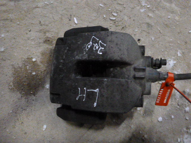 Суппорт тормозной Bmw X5 E70 2007 задний левый (б/у)