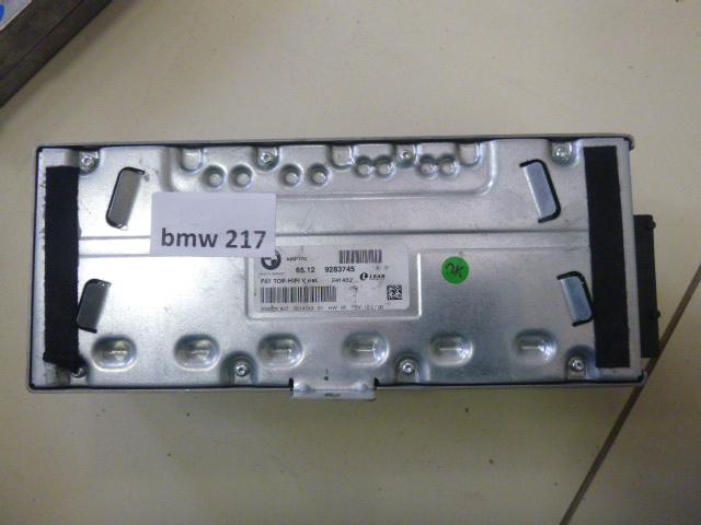 Усилитель звука Bmw X5 E70 2007 (б/у)