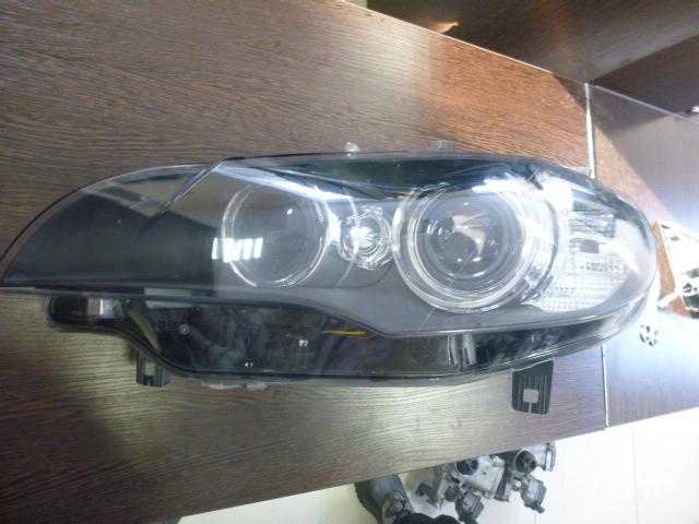 Фара Bmw X6 E71 2009 передняя левая (б/у)