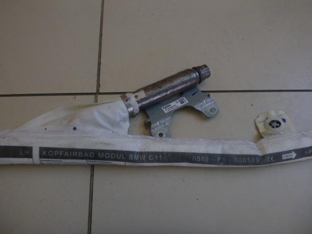 Шторка безопасности Bmw 7-Series G11 2015 левая (б/у)