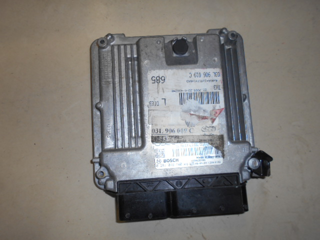 Блок управления двигателем Volkswagen Touran 1T 2003 (б/у)