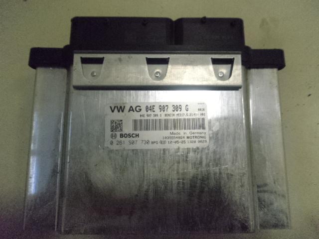 Блок управления двигателем Volkswagen Golf 5G 2013 (б/у)