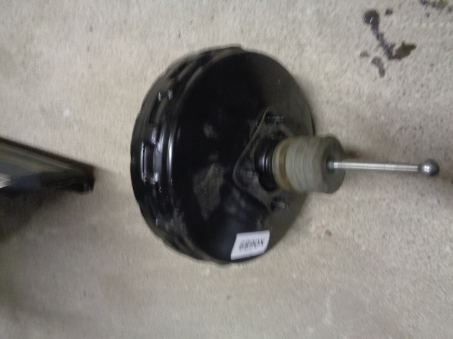 Вакуумный усилитель тормозов Volkswagen Touareg 7L 2003 (б/у)