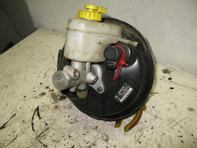 Вакуумный усилитель тормозов Porsche Cayenne 955 2003 (б/у)