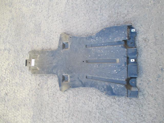 Защита двигателя Audi Q7 задняя (б/у)
