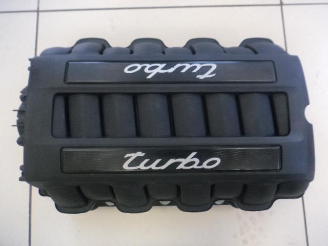 Коллектор впускной Volkswagen Touareg 7L 2003 (б/у)