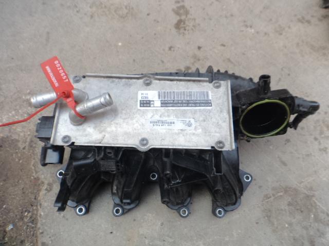 Коллектор впускной Volkswagen Polo 6R 2010 (б/у)