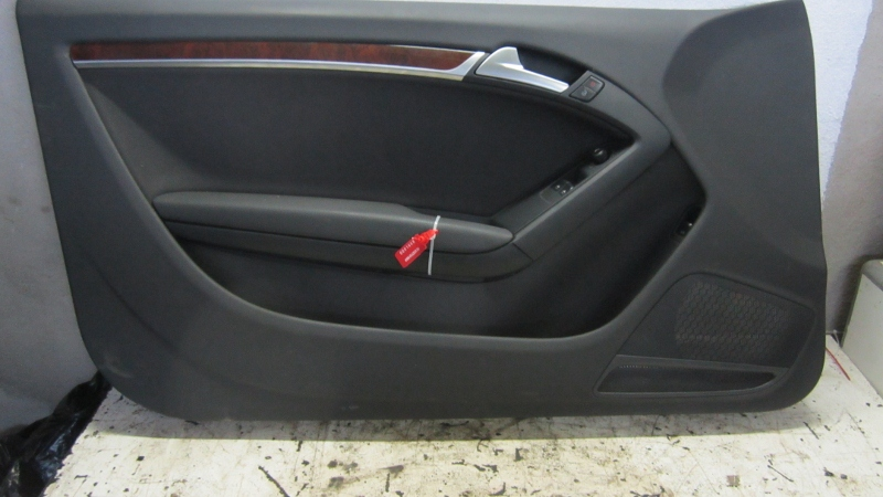 Обшивка двери Audi A5 8T 2008 левая (б/у)