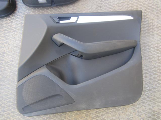 Обшивка двери Audi Q5 2008 передняя правая (б/у)