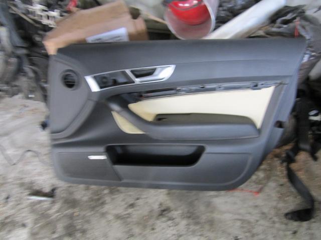 Обшивка двери Audi A6 4F 2004 передняя правая (б/у)