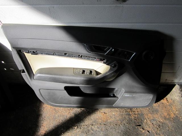 Обшивка двери Audi A6 4F 2004 передняя левая (б/у)