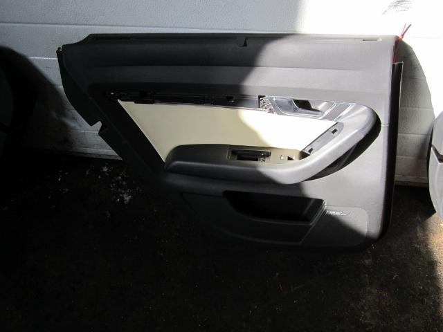 Обшивка двери Audi A6 4F 2004 задняя левая (б/у)