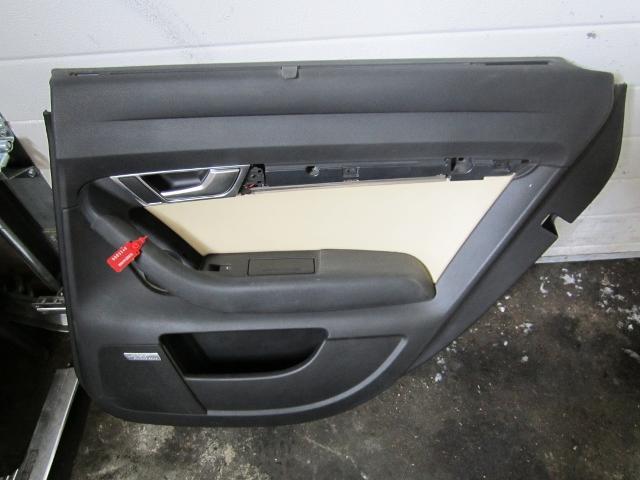 Обшивка двери Audi A6 4F 2004 задняя правая (б/у)