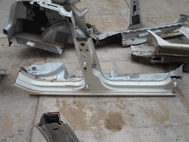 Порог Volkswagen Polo 6R 2010 правый (б/у)