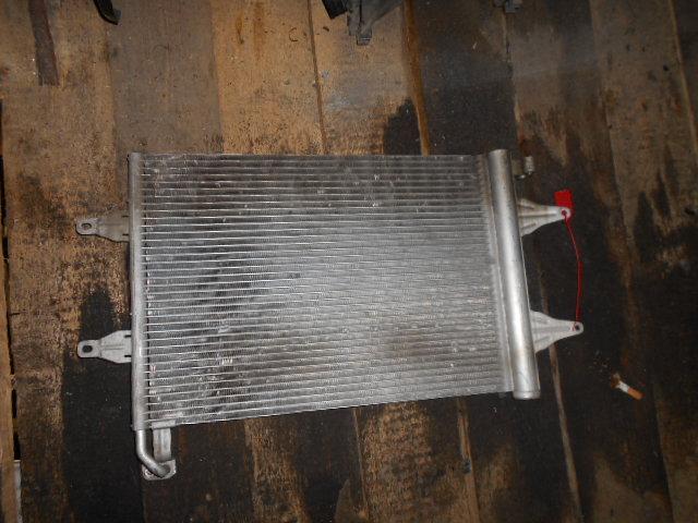 Радиатор кондиционера Skoda Fabia 6Y 2000 (б/у)