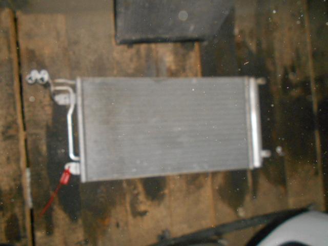 Радиатор кондиционера Skoda Fabia 5J 2007 (б/у)