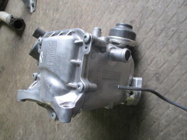 Радиатор охлаждения Audi A4 2008 (б/у)