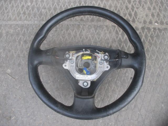 Руль Audi A4 2005 (б/у)