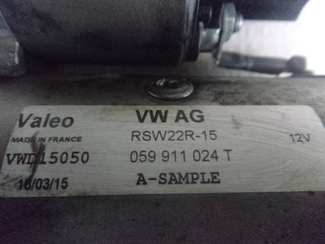 Стартер Volkswagen Amarok 2H (б/у)