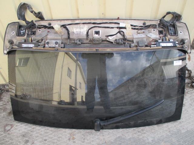 Стекло крышки багажника Porsche Cayenne 955 2003 (б/у)