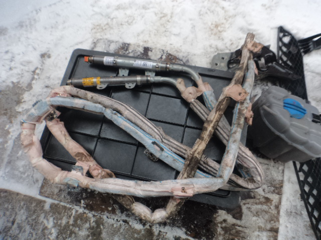 Шторка безопасности Volkswagen Touareg 7P 2015 (б/у)