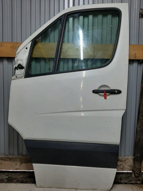 Дверь Volkswagen Crafter 2E 2006 передняя левая (б/у)