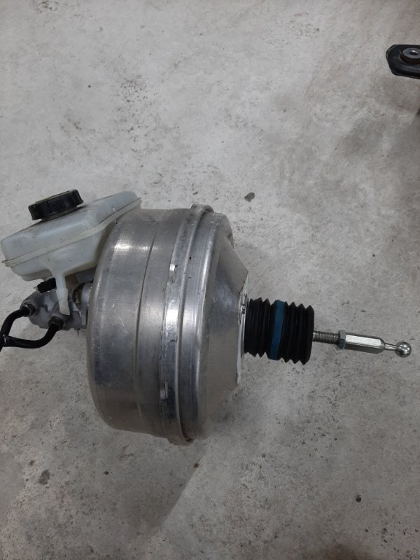 Вакуумный усилитель тормозов Porsche Macan 95B 2014 (б/у)