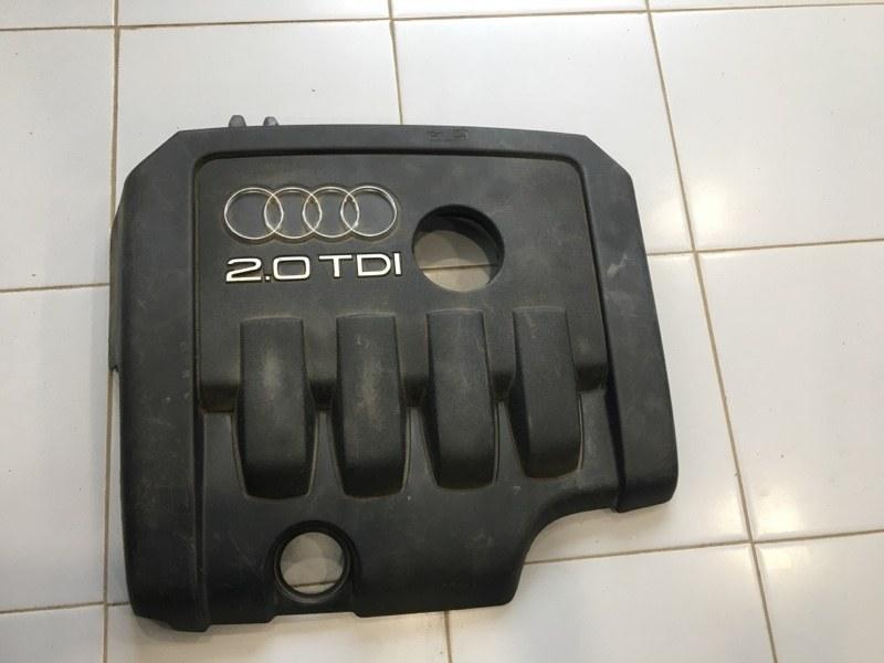 Крышка двс декоративная Audi A3 8P (б/у)