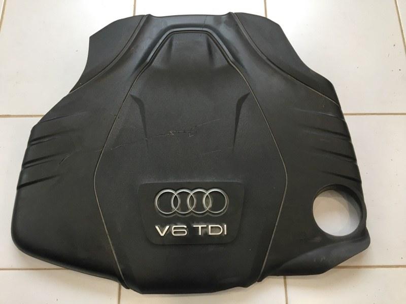 Крышка двс декоративная Audi Q5 8R (б/у)