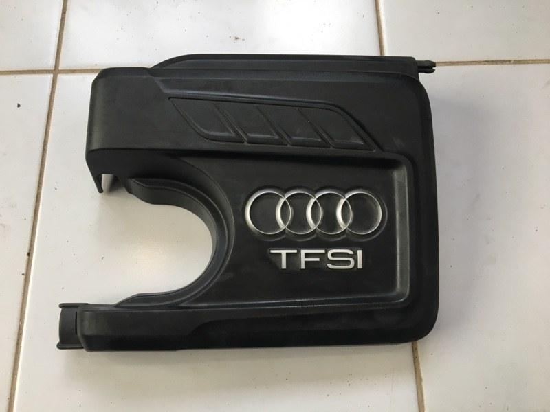 Крышка двс декоративная Audi A1 8X 2010 (б/у)