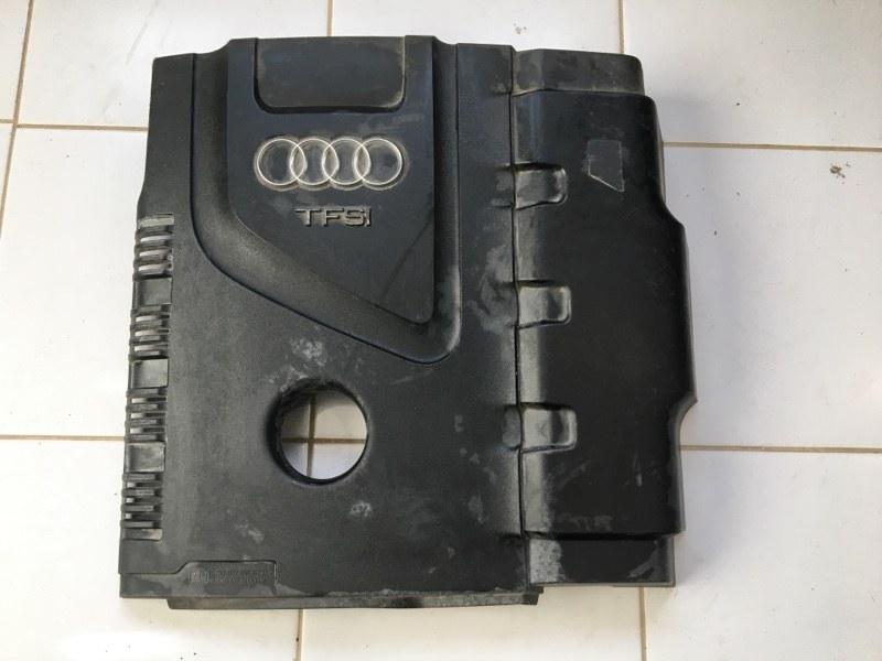 Крышка двс декоративная Audi A4 8K (б/у)