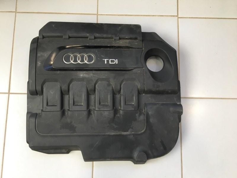 Крышка двс декоративная Audi Q3 8U (б/у)
