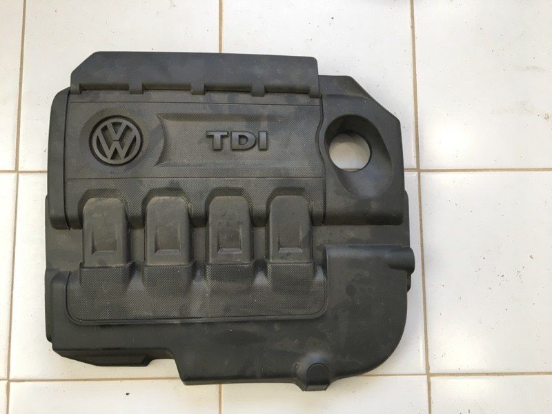 Крышка двс декоративная Volkswagen Tiguan 5NA (б/у)