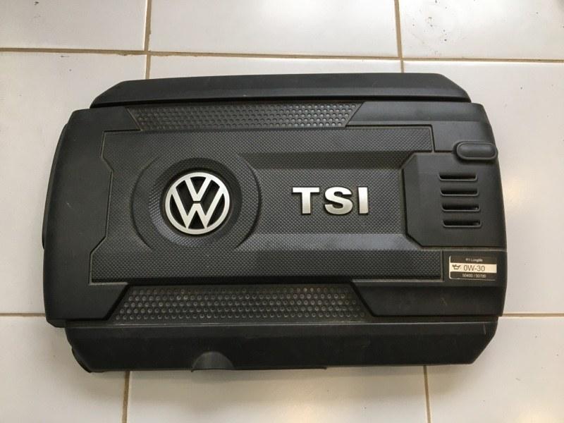 Крышка двс декоративная Volkswagen Golf 5G (б/у)